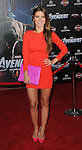 Audrina Patridge at the premiere of Marvel's The Avengers, held at El Capitan Theatre in Hollywood,  CA. April 11, 2012