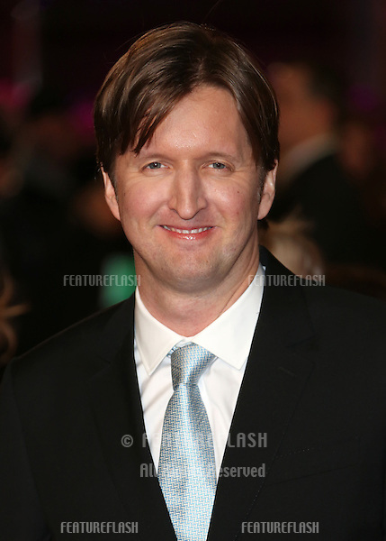 Tom Hooper arriving at the World Premiere of 'Les Miserables' held at the Odeon & Empire Leicester Square, London. 05/12/2012 Picture by: Henry Harris / Featureflash