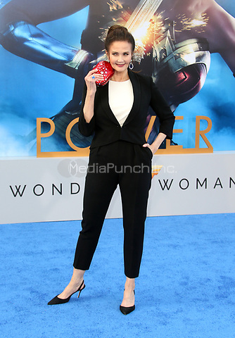 HOLLYWOOD, CA - MAY 25: Lynda Carter, at the Wonder Woman Los Angeles Film Premiere at The Pantages in Hollywood, California on May 25, 2017. Credit: Faye Sadou/MediaPunch