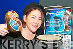 DRUMMER GIRL: Joan Greene, Miltown a member of a musical trio called Deeper Well, who are performing in St Johns Theatre, Listowel on January 25th.   Copyright Kerry's Eye 2008
