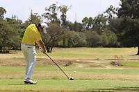 Matteo Delpodio (ITA) during the third round of the of the Barclays Kenya Open played at Muthaiga Golf Club, Nairobi,  23-26 March 2017 (Picture Credit / Phil Inglis) 25/03/2017<br /> Picture: Golffile | Phil Inglis<br /> <br /> <br /> All photo usage must carry mandatory copyright credit (© Golffile | Phil Inglis)