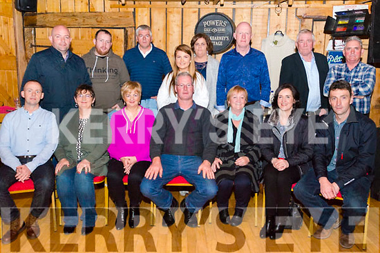 Beaufort & District Gun Club Social night in the Kate Kearney Cottage, Gap of Dunloe last Saturday night. Pictured are front l-r Tom Murphy, Bridget O'Connor, Eileen O'Hagan, John O'Connor (Chairman of Beaufort & District Gun Club), Mary McLaughlin, Juline O'Sullivan and Mike O'Sullivan, back l-r John Fitzgerald, Patrick O'Donoghue, Anthony Breen, Lauren Fitzgerald, Gillian Breen, DD O'Sullivan, Don McLaughlin and Eugene O'Hagan.