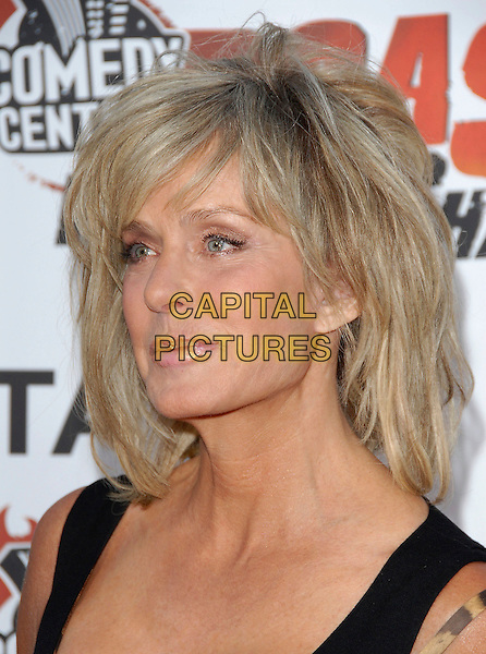FARRAH FAWCETT.attends The Comedy Central's Roast of William Shatner held at CBS STudios in Studio City, California, USA, .August 13, 2006.portrait headshot.Ref: DVS.www.capitalpictures.com.sales@capitalpictures.com.©Debbie VanStory/Capital Pictures