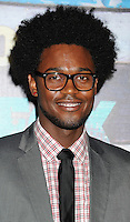 WEST HOLLYWOOD, CA - JULY 23: Echo Kellum arrives at the FOX All-Star Party on July 23, 2012 in West Hollywood, California. / NortePhoto.com<br />