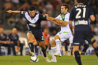 A-League - Round 26 - Melbourne Victory v North Queensland Fury