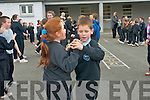 Set-dancing at Kilcummin National School last week at a Ceili to celebrate Seachtain na Gaeilge.