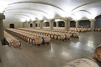 barrel aging cellar chateau d'yquem sauternes bordeaux france