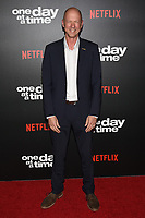"07 February 2019 - Los Angeles, California - MIKE ROYCE. Netflix's ""One Day at a Time"" Season 3 Premiere and Global Launch held at Regal Cinemas L.A. LIVE 14. Photo Credit: Billy Bennight/AdMedia"