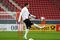 Sebastian Rudy (Deutschland Germany) - 07.10.2017: Abschlusstraining Deutschland, OPEL Arena Mainz