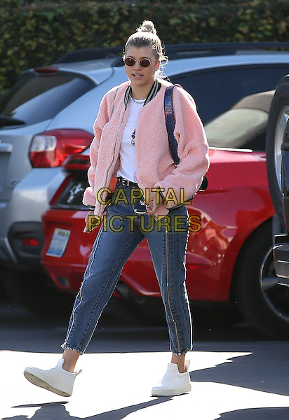 WEST HOLLYWOOD, CA - JANUARY 27: Sofia Richie seen at Fred Segal in West Hollywood, California on January 27, 2017. <br /> CAP/MPI99<br /> &copy;MPI99/Capital Pictures