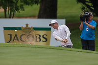 Dylan Frittelli (RSA) during the 2nd round of the Joburg Open, Randpark Golf Club, Johannesburg, Gauteng, South Africa. 08/12/2017<br /> Picture: Golffile   Tyrone Winfield<br /> <br /> <br /> All photo usage must carry mandatory copyright credit (&copy; Golffile   Tyrone Winfield)