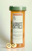 Happiness Pills.