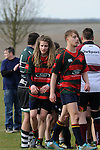 02/04/2016.  Stamford ,  United Kingdom. Stamford College Old Boys v Birstall played at The Stamford Welland Academy. Jonathan Clarke. JPC Images