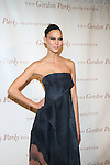 Victoria Secret Model Karlie Kloss  Attends The Gordon Parks Foundation 2013 Awards Dinner and Auction Held at the Plaza Hotel, NY