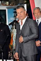 Josh Brolin at the premiere for &quot;Only The Brave&quot; at the Regency Village Theatre, Westwood. Los Angeles, USA 08 October  2017<br /> Picture: Paul Smith/Featureflash/SilverHub 0208 004 5359 sales@silverhubmedia.com