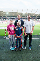 Swansea city signings  ahead of the  Premier League match between Swansea City and Everton played at the Liberty Stadium, Swansea  on September 19th 2015