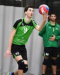 2017-10-28 / Volleybal / Seizoen 2017-2018 / Heren Mendo Booischot B /  Jorne Adriaensen<br /> <br /> ,Foto: Mpics.be