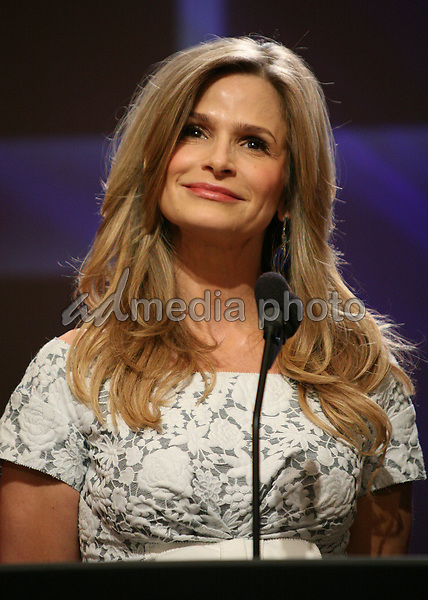 19 July 2007 - North Hollywood, California - Kyra Sedgwick. 59th Primetime Emmy Awards Nominations Announcements at the Leonard H. Goldenson Theatre. Photo Credit: Byron Purvis/AdMedia