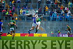 Barry Mahony Kerry in action against  Cavan in the All Ireland Minor Semi Final in Croke Park on Sunday.