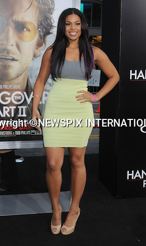 "Jordin Sparks.arrives at the Los Angeles Premiere of ""The Hangover Part II"" at the Grauman's Chinese Theatre on May 19, 2011 in Hollywood, California. .Mandatory Photo Credit: ©Crosby/Newspix International..**ALL FEES PAYABLE TO: ""NEWSPIX INTERNATIONAL""**..PHOTO CREDIT MANDATORY!!: NEWSPIX INTERNATIONAL(Failure to credit will incur a surcharge of 100% of reproduction fees)..IMMEDIATE CONFIRMATION OF USAGE REQUIRED:.Newspix International, 31 Chinnery Hill, Bishop's Stortford, ENGLAND CM23 3PS.Tel:+441279 324672  ; Fax: +441279656877.Mobile:  0777568 1153.e-mail: info@newspixinternational.co.uk"