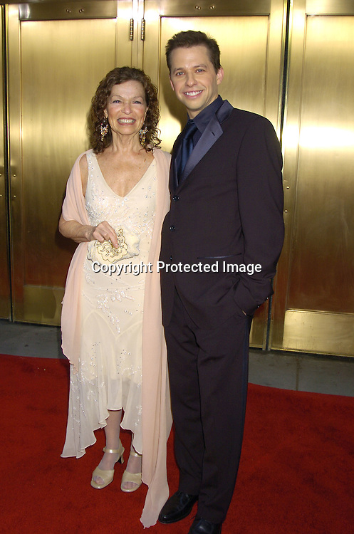 Gretchen and Jon Cryer ..arriving at the 59th Annual Tony Awards on June 5, 2005 at ..Radio City Music Hall. ..Photo by Robin Platzer, Twin Images