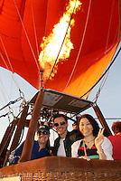 20120111 Hot Air Balloon Cairns 11 January