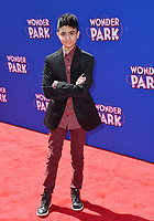 LOS ANGELES, CA. March 10, 2019: Oev Michael Urbas at the premiere of &quot;Wonder Park&quot; at the Regency Village Theatre.<br /> Picture: Paul Smith/Featureflash