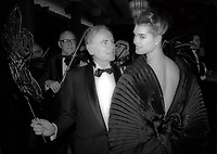 Brooke Shields Pierre Cardin 1985<br /> Photo By Adam Scull/PHOTOlink.net