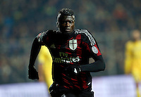 M'baye Niang    during   Italian Serie A soccer match between Frosinone and AC Milan  at Matusa  Stadium in Frosinone ,December 20  , 2015