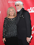Carole King and Lou Adler attends The 2014 MusiCares Person of the Year Dinner honoring Carole King at the Los Angeles Convention Center, West Hall  in Los Angeles, California on January 24,2014                                                                               © 2014 Hollywood Press Agency