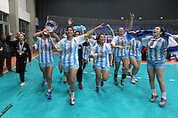 Handball 2013 Sudamericano Cadetes Damas