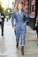 SEP 10 Blake Lively seen In NYC