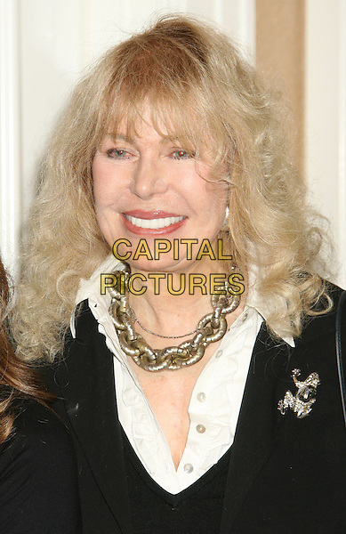 "LORETTA SWIT.""A Rare Breed of Love"" Release Party held at the Beverly Hills Hotel, Beverly Hills, California, USA, .29 May 2008..portrait headshot necklace.CAP/ADM/MJ.©Michael Jade/Admedia/Capital Pictures"