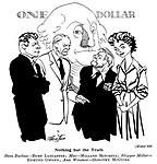 Mister 880 ; Burt Lancaster , Millard Mitchell , Edmund Gwenn and Dorothy McGuire