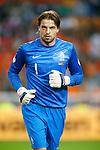 Nederland, Amsterdam, 7 september 2012.Kwalificatiewedstrijd WK 2014.Nederland-Turkije.Tim Krul, keeper (doelman) van Nederland
