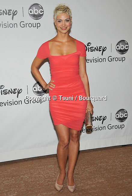 Morena Baccarin<br /> ABC - Disney_ tca party at the Beverly Hiton Hotel in Los Angeles.
