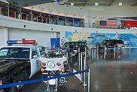 Ronald Reagan Presidential Motorcade exhibit, Air Force One pavilion