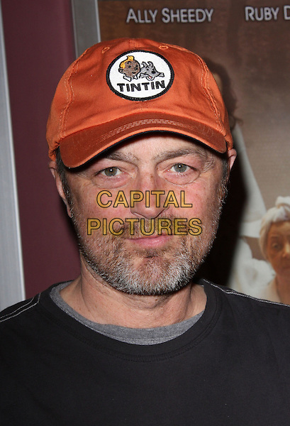 "RON BOTTITTA.""Steam"" - Los Angeles Premiere - Arrivals held at Laemmle's Sunset 5, West Hollywood, California, USA, .13 March 2009..portrait headshot beard goatee facial hair red cap hat .CAP/ADM/KB.©Kevan Brooks/Admedia/Capital PIctures"