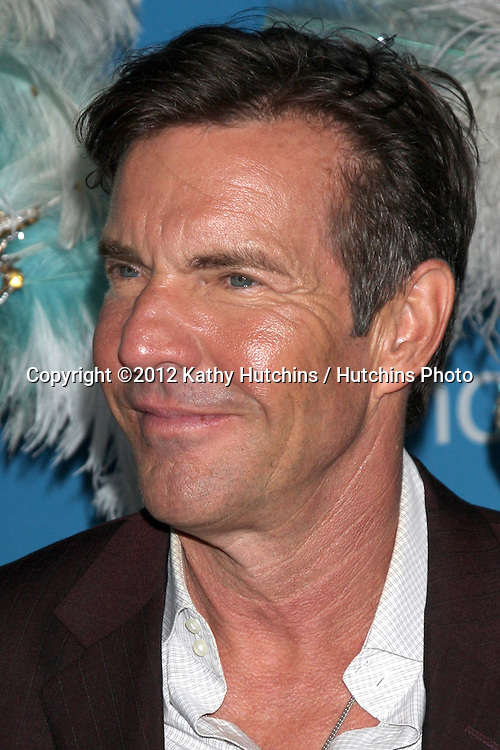 LOS ANGELES - SEP 15:  Dennis Quaid arrives at the CBS 2012 Fall Premiere Party  at Greystone Manor on September 15, 2012 in Los Angeles, CA
