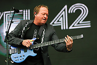 Mark King of Level 42 <br />