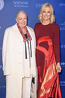 Vanessa Redgrave and Joely Richardson<br /> arriving for the British Independent Film Awards 2017 at Old Billingsgate, London<br /> <br /> <br /> &copy;Ash Knotek  D3359  10/12/2017