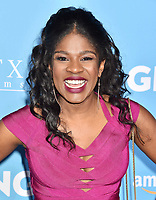 LOS ANGELES, CA - MARCH 06: Actress Edwina Findley attends the world premiere of 'Gringo' from Amazon Studios and STX Films at Regal LA Live Stadium 14 on March 6, 2018 in Los Angeles, California.<br /> CAP/ROT/TM<br /> &copy;TM/ROT/Capital Pictures