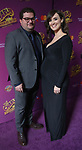 Bobby Moynihan and Brynn O'Malley attend the Broadway Opening Performance of 'Charlie and the Chocolate Factory' at the Lunt-Fontanne Theatre on April 23, 2017 in New York City.