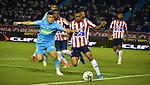 Junior venció 3-0 a Jaguares. Fecha 12 Liga Águila II-2019.