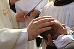 Qasr al Yahud, Baptism of the Lord, a mass by the Jordan river