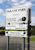 McKane Park, Dunfermline, the home of Dunfermline CC - Picture by Donald MacLeod 01.08.09 (details in file info)