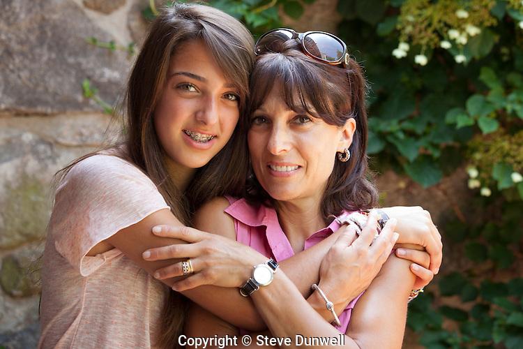 Jillian and Melanie, Waltham