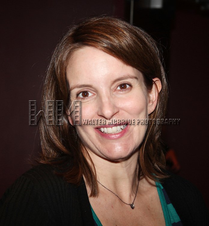 Tina Fey.attending the Opening Night After Party for 'Lucky Guy' at Planet Hollywood in New York City.