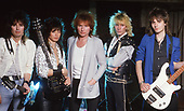 1985: UFO - New Line-up photosession in London