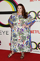 WEST HOLLYWOOD, CA - FEBRUARY 07: Tess Holliday attends the premiere of Netflix's 'Queer Eye' Season 1 at Pacific Design Center on February 7, 2018 in West Hollywood, California.<br /> CAP/ROT/TM<br /> &copy;TM/ROT/Capital Pictures